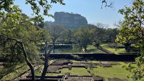 What you do, we endure, Sigiriya-style
