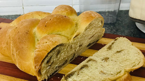 Updated: Fig-filled Challah