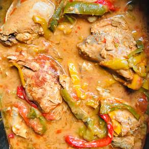 Susie's Chicken Paprika (Csirke Paprikas)