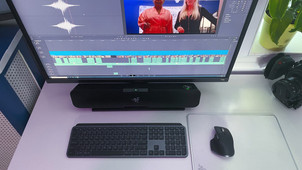 High End Editing Suite