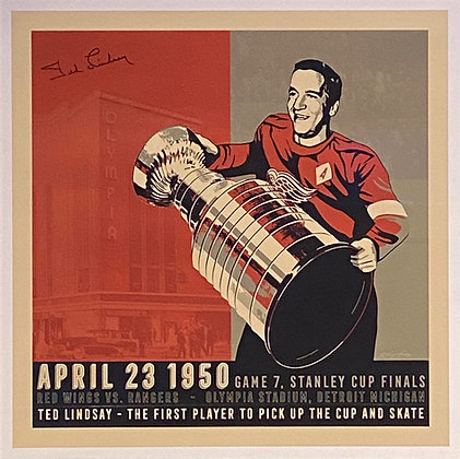 History of Stanley Cup Picture