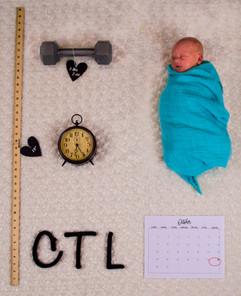Visual Impessions - Newborn Portraits
