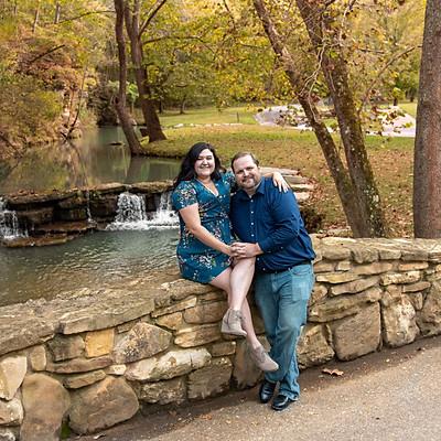 Melissa & Garrett's Engagement Session
