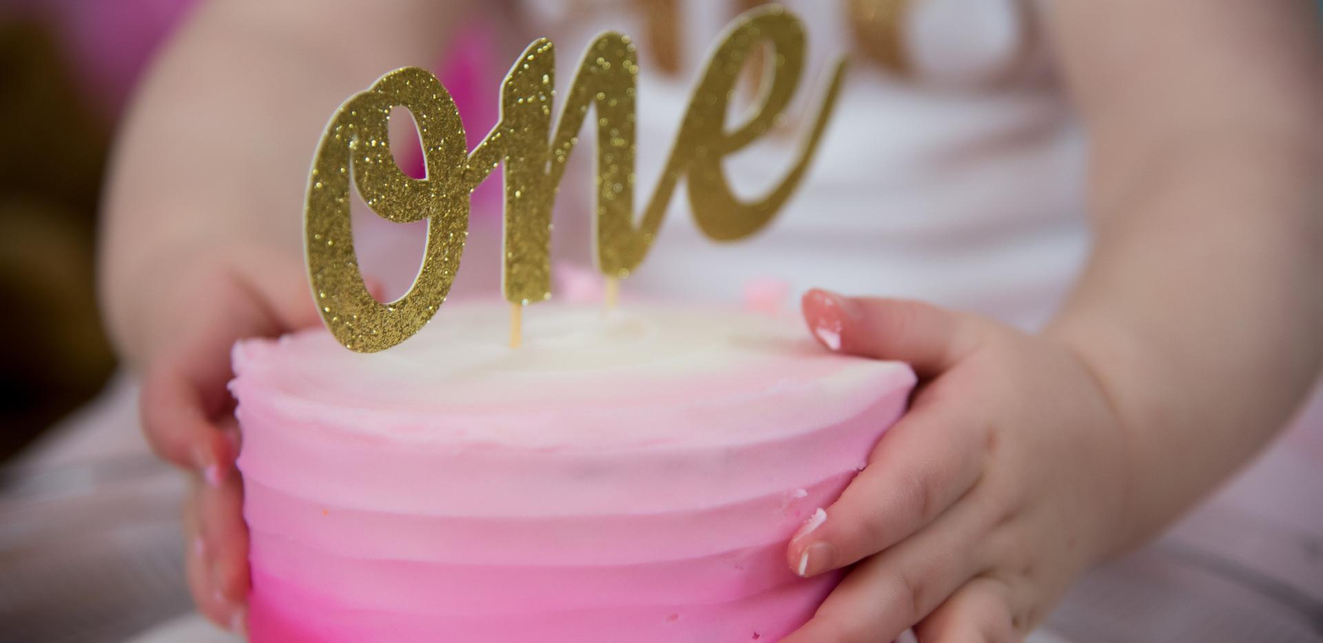 Visual Impressions - Cake Smash Portraits
