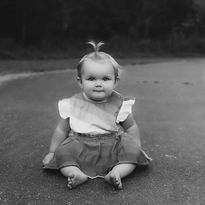 Delilah's 9 Month Mini