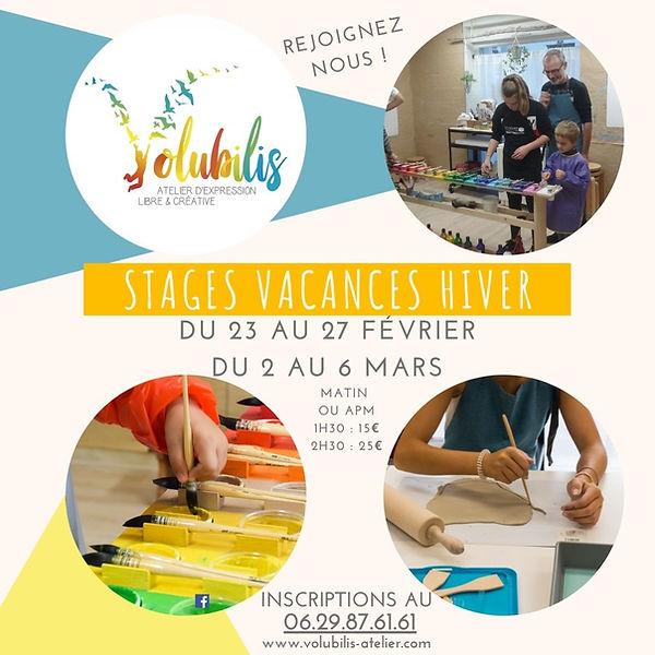 activités créatives enfants Volubilis Vaison