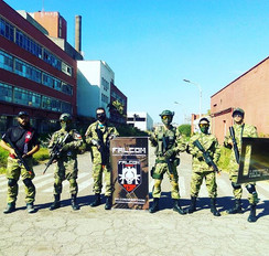 Usina Chernobyl SP @airsoft.worldwide @g