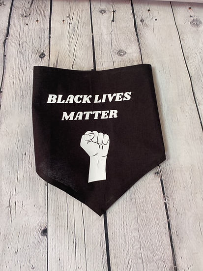 Black Lives Matter Bandana