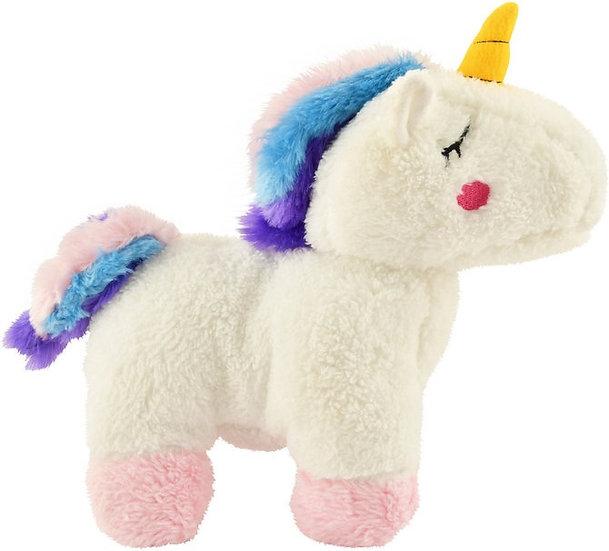 Unicorn Plush Dog Toy