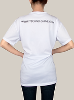 Playeras para carreras, sublimado textil