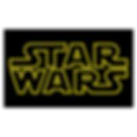 STAR-WARS, Logo Star Wars, 192 kb, star wars