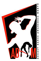 #4minacomm, August Dance Awareness Month, dance awareness, initiative, created by Mina Rios, #san diego, #ca