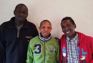 Rencontre avec le groupe de réfugiés et de candidats réfugiés de la MAC du Luxembourg