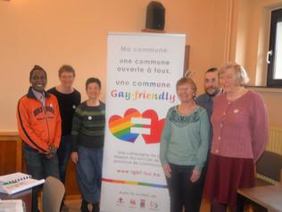 La Maison Arc-en-Ciel du Luxembourg inaugure un label «gay-friendly »