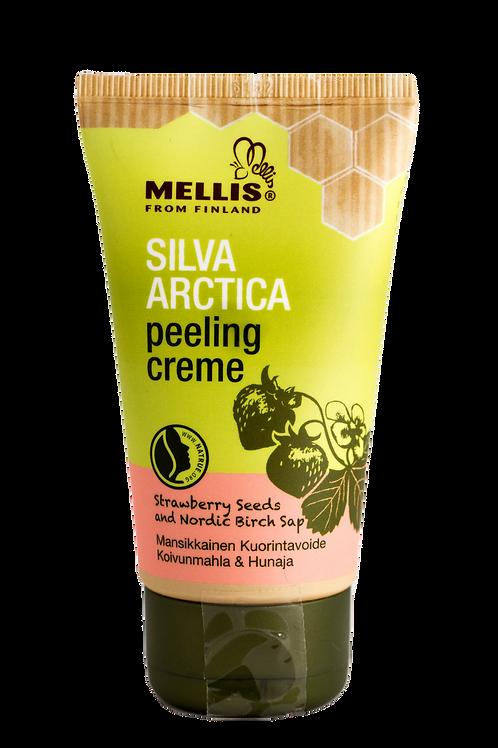 Strawberry peeling cream with birch sap & honey
