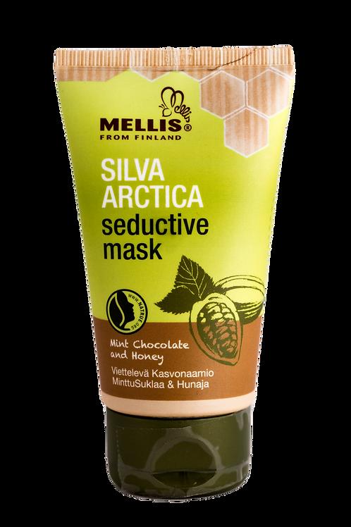 Seductive facial mask with mint chocolate & honey