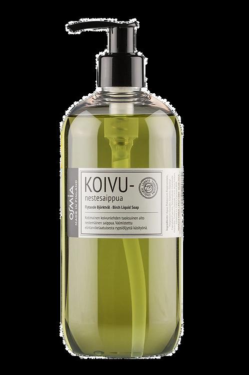 Birch leaf liquid soap 500 ml