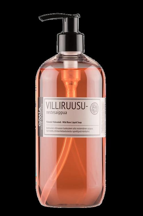 Wild rose liquid soap 500 ml