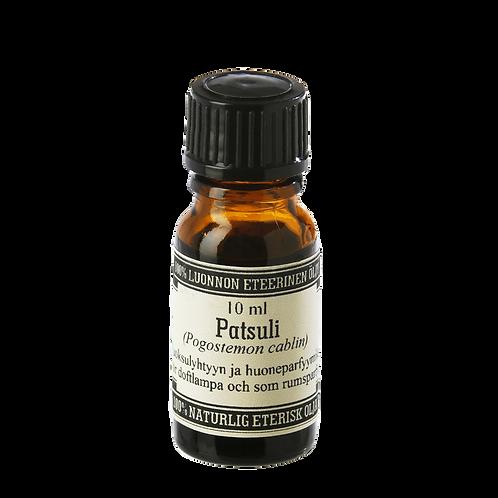 Patchouli essential fragrance oil