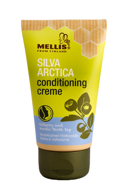 Conditioning cream with bilberry and nordic birch sap
