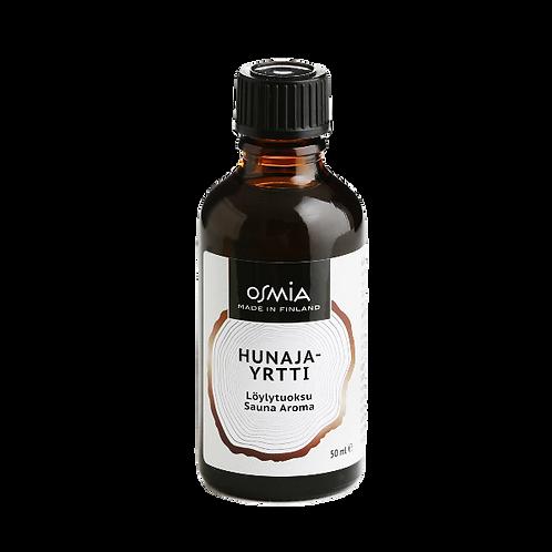 Honey-herb sauna aroma