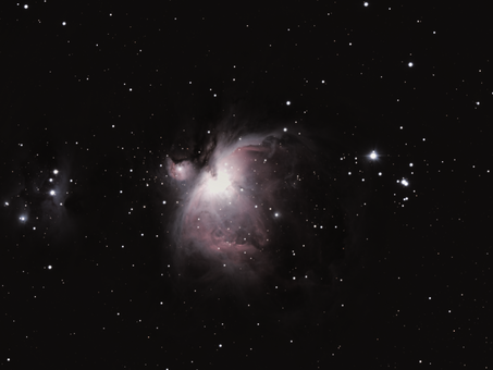 First Night in the Dome, First Light on the RASA11 and First Look at M42 Orion Nebula!
