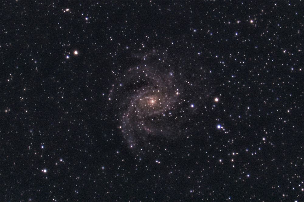 C12 / NGC6946 Fireworks Galaxy