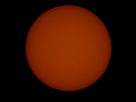 First Attempts at Solar Observing, Using Astrozap Solar Filter