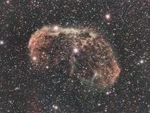Imaging C27, NGC6888 Crescent Nebula