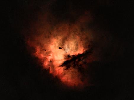 Wizard Nebula, Eagle Nebula and Pacman Nebula Tweak!