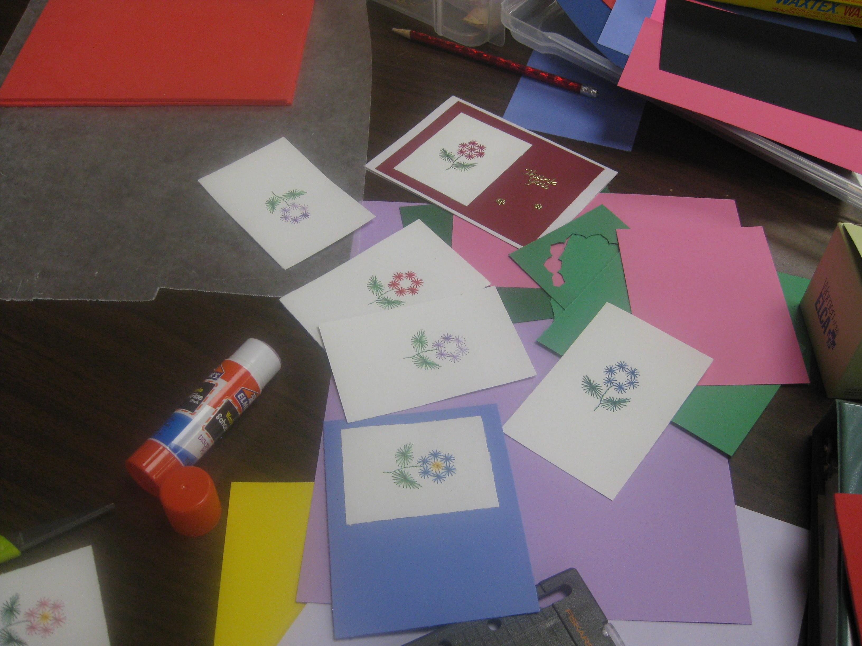 Elsie's cards