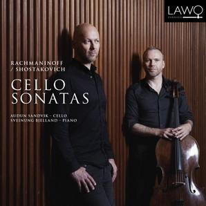 Rachmaninoff / Shostakovich: Cello Sonatas