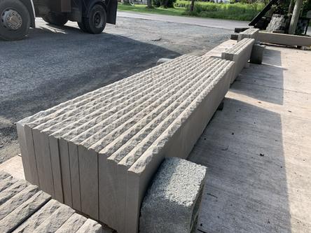 Limestone Tread