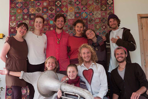 Happy Hearts after 8 days of Silence, Norway 2016