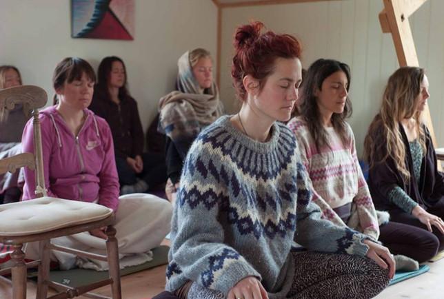 Stillness, Norway 2016