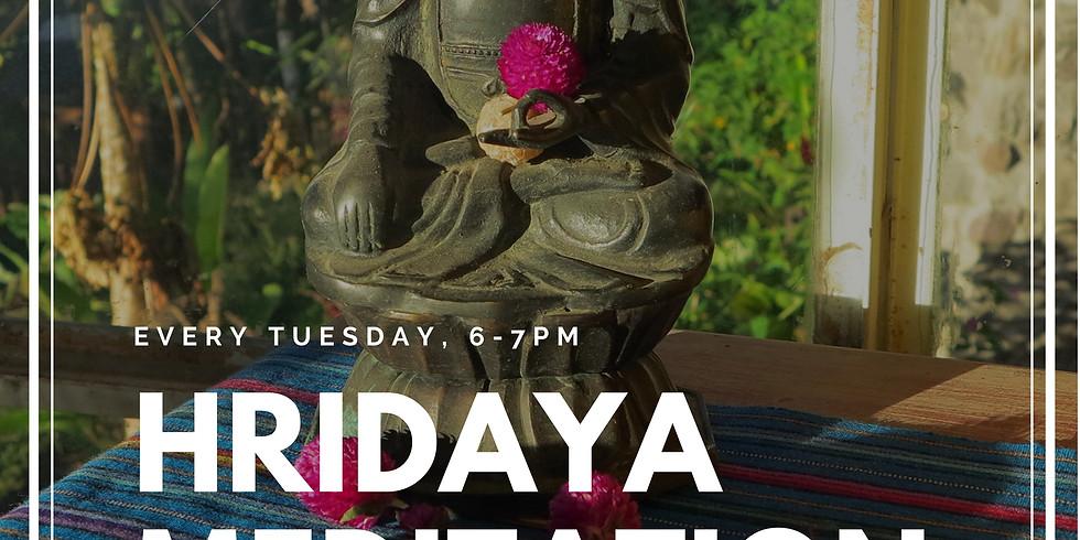 Hridaya Meditation Practice Group