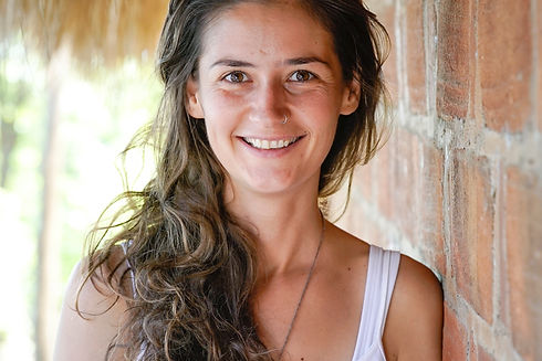Radha Iveta, Hridaya yoga teacher, silence facilitator