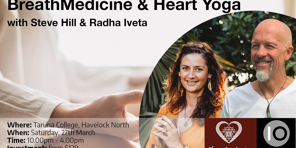 BreathMedicine Journey & Heart Yoga