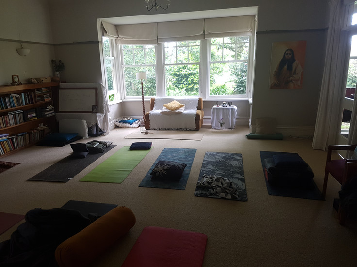 Ready for Meditation