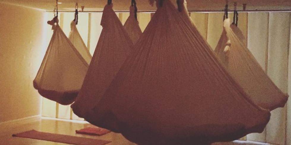 Cacao Ceremony & Aerial Hammocks Meditation - HAMILTON