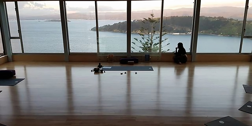 New Year's Eve Mindfulness & Yoga Retreat at Space Studio
