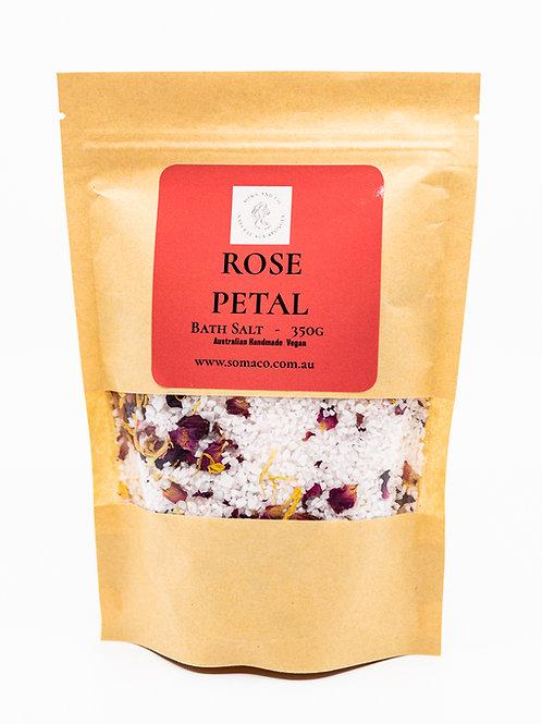 Rose Petal Aromatherapy Bath Salt