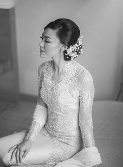 Namasa bride portrait