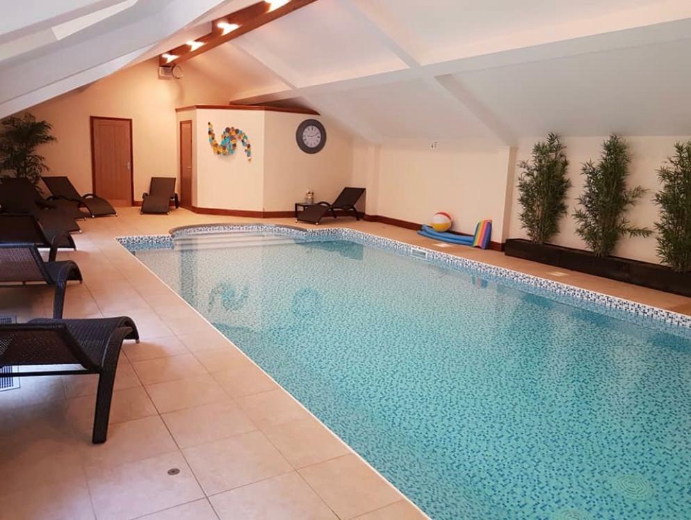 Swimming pool at Sandpiper Pool and Spa