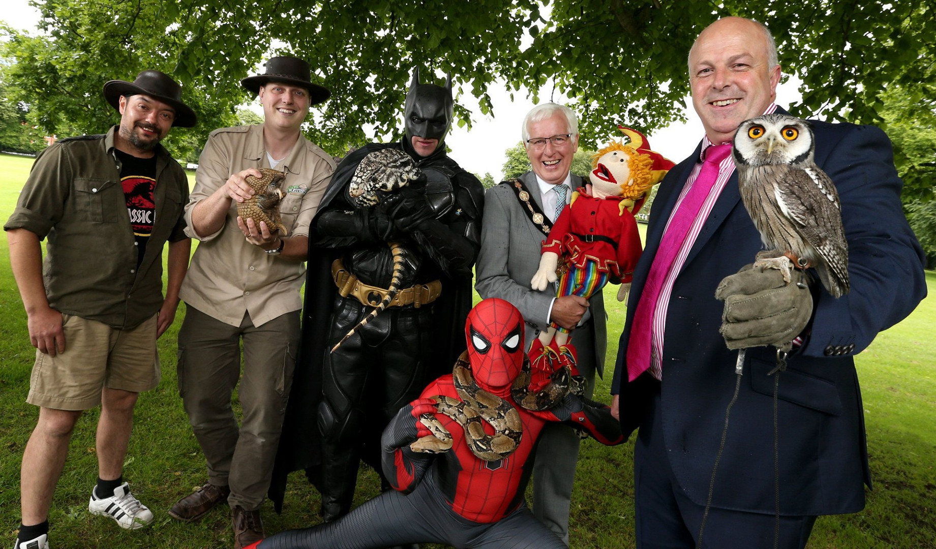 Wee Critters will be attending Park Life in Lisburn