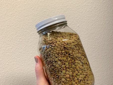 Product Spotlight: Lentils (AKA the star of my fall meals)