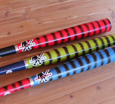 Ultra Dye Series Sasquatch Bat