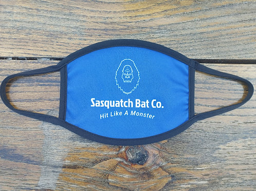 New Sasquatch Face Mask