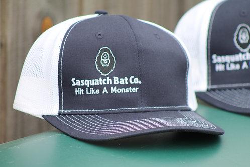 Sasquatch Trucker Snapback Hat