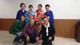 民謡民舞熊本県連合大会